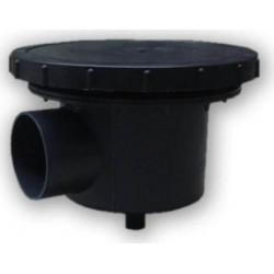Bottom Drain D110 + aire interior 25mm
